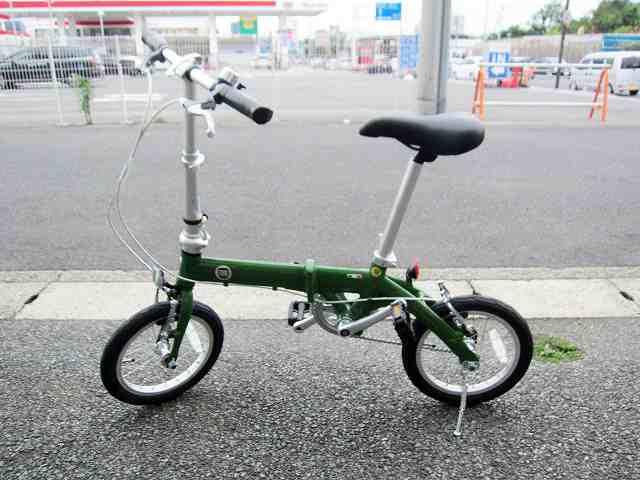 八王子市にて折畳み自転車 DAHON FIAT AL-FDB140 未使用を出張買取しました