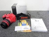 PENTAX デジタル一眼レフカメラ K-x