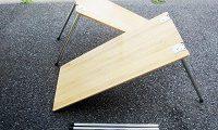 スノーピーク シナベニア材 テーブル