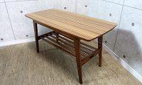 カリモク60 センターテーブル リビングテーブル 小サイズ