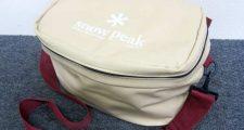 snow peak スノーピーク 大容量サイズ 保冷バッグ ソフトクーラー