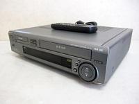SONY VHS/8mm ビデオデッキ WV-H5