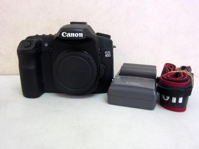 キャノン EOS 40D デジタル一眼レフカメラ