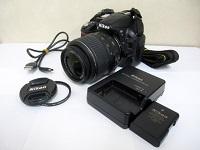 川崎市にて ニコン カメラ D3100 を買取ました