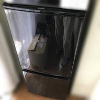 シャープ 冷蔵庫 SJ-D14B