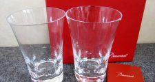 美品 バカラ グラスセット タンブラー ペアクリスタルガラス
