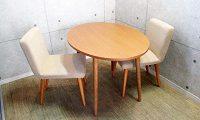 ウニコ アルベロ ダイニングセット テーブル 椅子