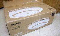 シャープ LEDシーリングライト一体型空気清浄機 FP-AT3-W