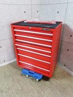 アストロプロダクツ 7段 キャビネット 工具箱 ツールボックス