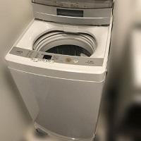 渋谷区にて アクア 洗濯機 AQW-S45E を買取ました