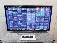 横浜市青葉区にて SONY 液晶テレビ KJ-40W730C を買取ました