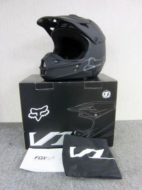 八王子市にてFOX オフロードヘルメット V1 Lサイズ 未使用 を買取ました