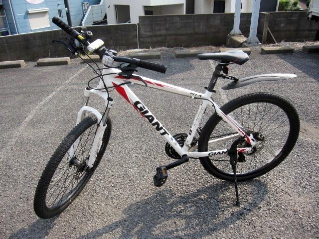 練馬区にてジャイアント マウンテンバイク ATX 27.5インチ 450mm を出張買取しました