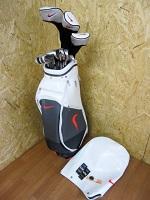 NIKE SLINGSHOT UNIFLEX ゴルフクラブ一式セット
