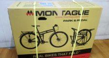 未開封 モンタギュー パラトルーパー ハイライン マウンテンバイク 18インチ 折り畳み自転車