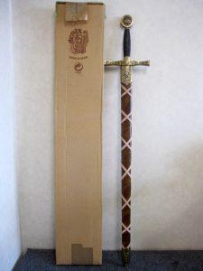KING ARTHUR キングアーサー エクスカリバー 西洋剣 模造刀 スペイン製