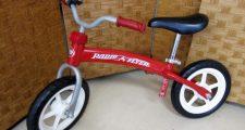 ラジオフライヤー 子供用自転車 バランスバイク ペダル無し自転車 モデル#800