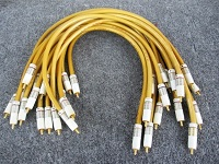 オーディオテクニカ pcocc オーディオケーブル CERAMICS 0.5m 16本