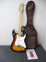厚木市にて スクワイヤー エレキギター LOO7521 を買取ました
