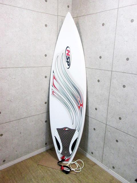 瀬谷区にて NSP サーフボード 188cm 14×18 3/4 ×11 を出張買取しました