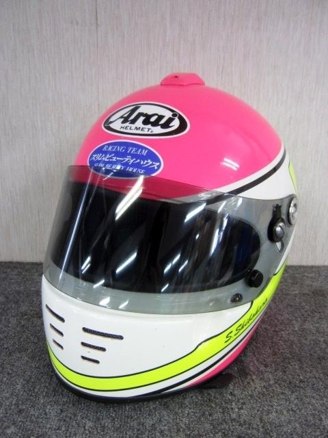 相模原市にて アライ フルフェイスヘルメット GP-2 SNELL-SA85 を買取ました