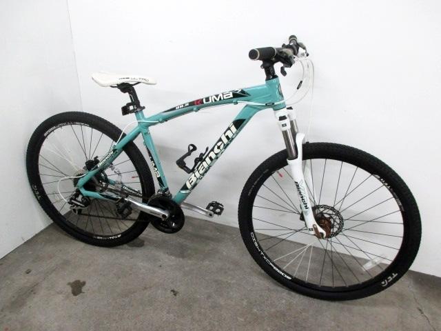相模原市にて ビアンキ KUMA 29.3 マウンテンバイク 480mm を買取ました