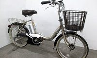 ヤマハ PASコンパクト 電動アシスト自転車 PM20C
