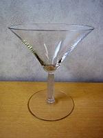 ラリック アンティーク ワイングラス クリスタルガラス