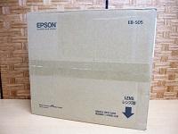小平市にて EPSON ビジネスプロジェクター EB-S05 を買取ました