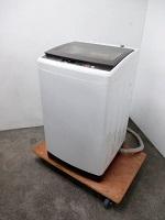 アクア 全自動洗濯機 AQW-GV800E(W)