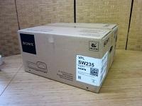 小平市にて SONY データプロジェクター VPL-SW235 を買取ました