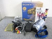 SONY 8mm ハンディカム デジタルビデオカメラ DCR-TRV240