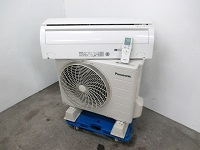 横浜市港北区にて パナソニック エアコン CS-J225C-W を買取ました