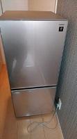 冷凍冷蔵庫 シャープ SJ-GD14C