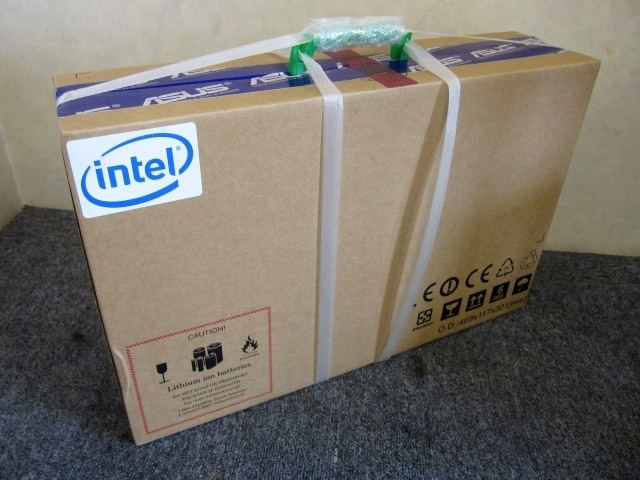 世田谷区にて ASUS ZENBOOK ノートPC UX21E Win7 Core i7 4GB SSD128GB 未開封を買取ました
