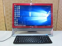 横浜市港北区にて NEC 一体型PC DA-370CAR を買取ました