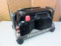 小平市にて 日立 エアーコンプレッサー EC1445H を買取ました