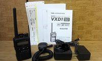 トランシーバ 携帯型デジタルトランシーバ VXD1