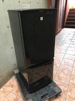 東村山市にて 三菱 冷凍冷蔵庫 MR-P15EZ を買取ました
