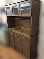 食器棚 ウニコ AUTEUR H180 W120