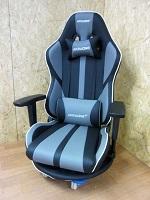 AKRacing ゲーミング座椅子 極坐 ぎょくざ 回転 リクライニング
