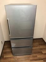 横浜市港北区にて アクア 冷凍冷蔵庫 AQR-271F を買取ました
