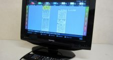 東芝 レグザ LED 19V型 液晶テレビ 19HE1