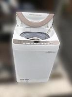 洗濯機 シャープ ES-KS70R