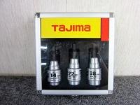 TAJIMA ムキソケ 皮むきソケット 4.22.38mm