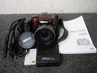 小平市にて ニコン COOLPIX デジタルカメラ P510 を買取ました