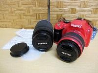 PENTAX K-X デジタル一眼レフカメラ