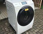 ドラム式洗濯乾燥機 Panasonic NA-VX9600R