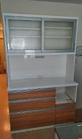 八王子市にて 食器棚 レンジボード H2000 W1200 を買取ました