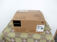 世田谷区にて SONY データプロジェクター VPL-SW235 を買取ました
